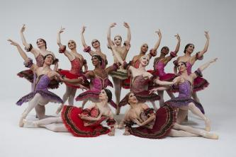 Cannes Destination ballets trockadero