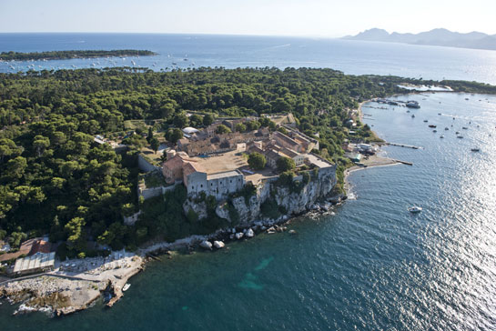 Fort-Ile-Sainte-Marguerite-Cannes